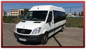 Mercedes Sprinter long 311