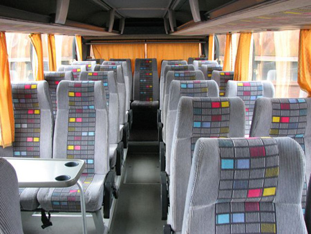 аренда комфортного автобуса