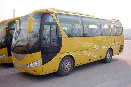 Yutong автобус в аренду