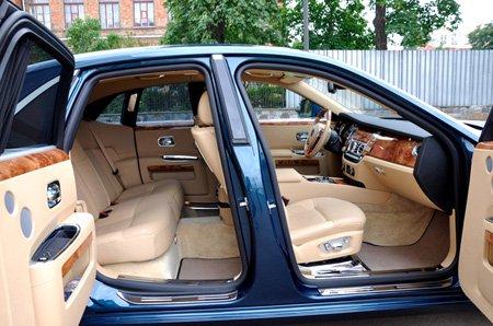 Rolls Royce Ghost аренда