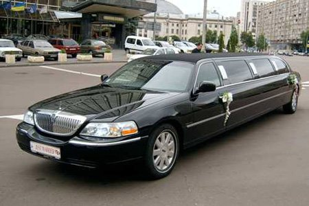 Lincoln лимузин