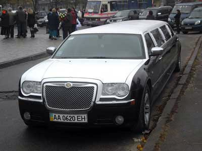 Chrysler 300 limo аренда